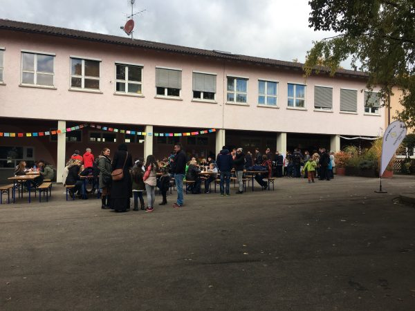 Bild vom Schulfest 2016